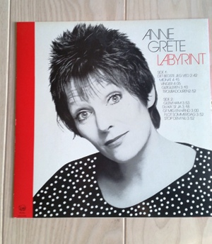 LP Anne Grete Labyrint