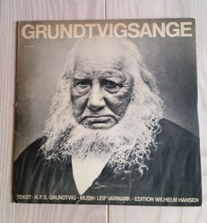 LP Grundtvigs sange