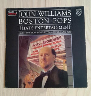 LP Boston Pops