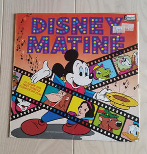 LP Disney Matine
